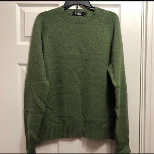 J.Crew Men's Lambswool Sweater